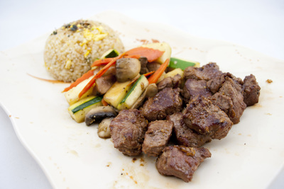 Hibachi New York Steak