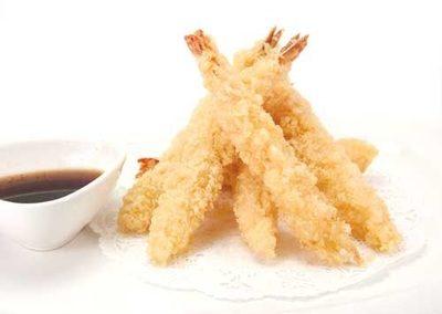 Shrimp Tempura Dinner